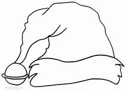 Drawn santa hat sant Drawing Page Gallery Santa Sant