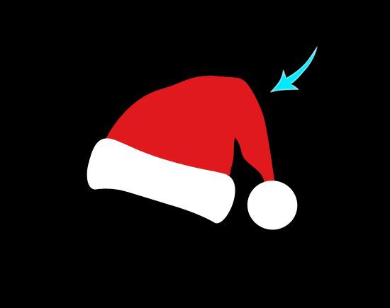 Drawn santa hat santa claus Create Santa Gorgeous in