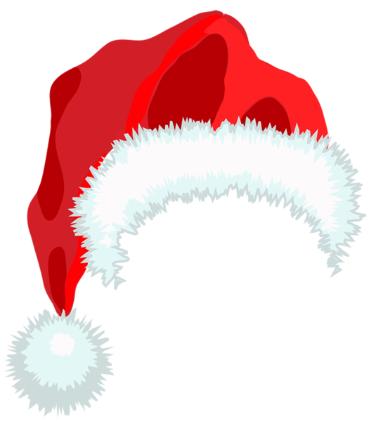 Drawn santa hat new year Santa Clipart Clipart Pinterest Santa