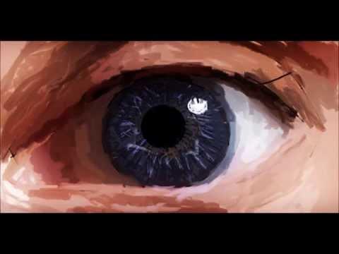 Drawn santa ms paint Realistic eye How a eye