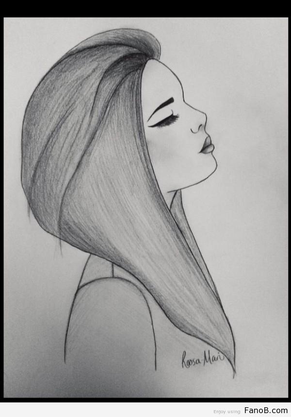 Drawn sanya easy draw Simple and Fanob Fanob and