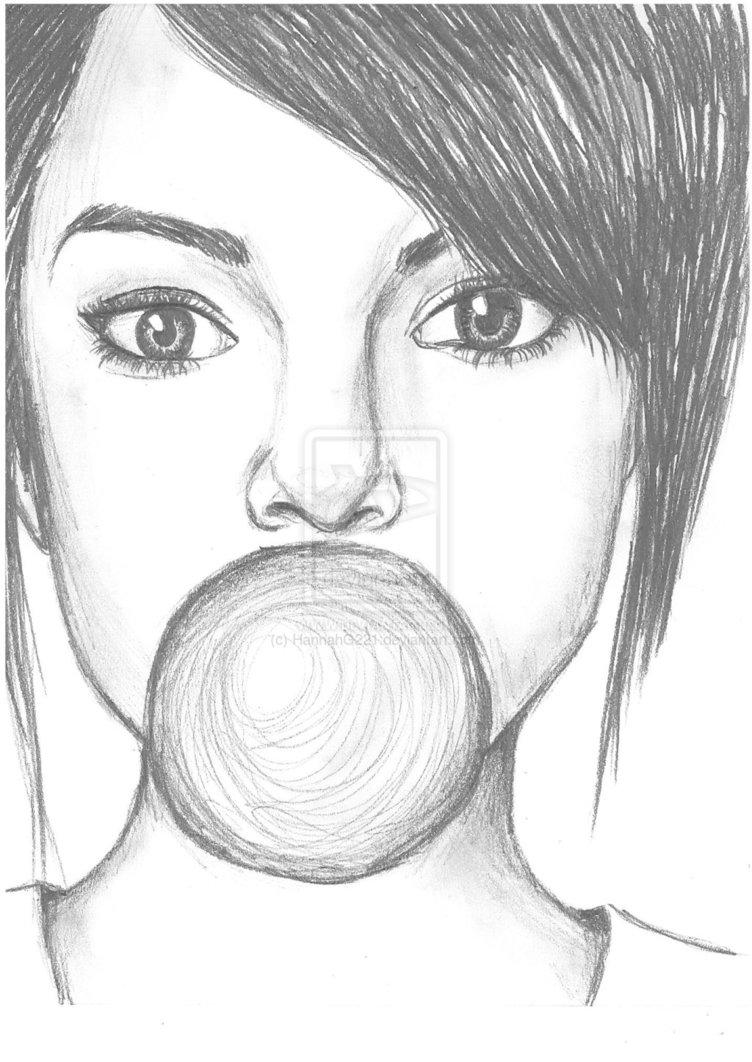 Drawn sanya easy draw Of drawings easy love of