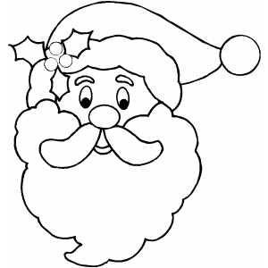 Drawn sanya face Santa 25+ Face Best ideas