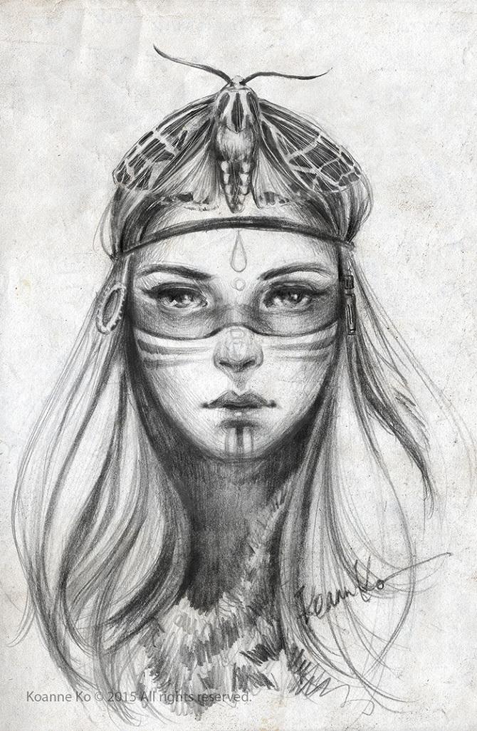 Drawn sanya pencil Pencil Love Ko Koanne