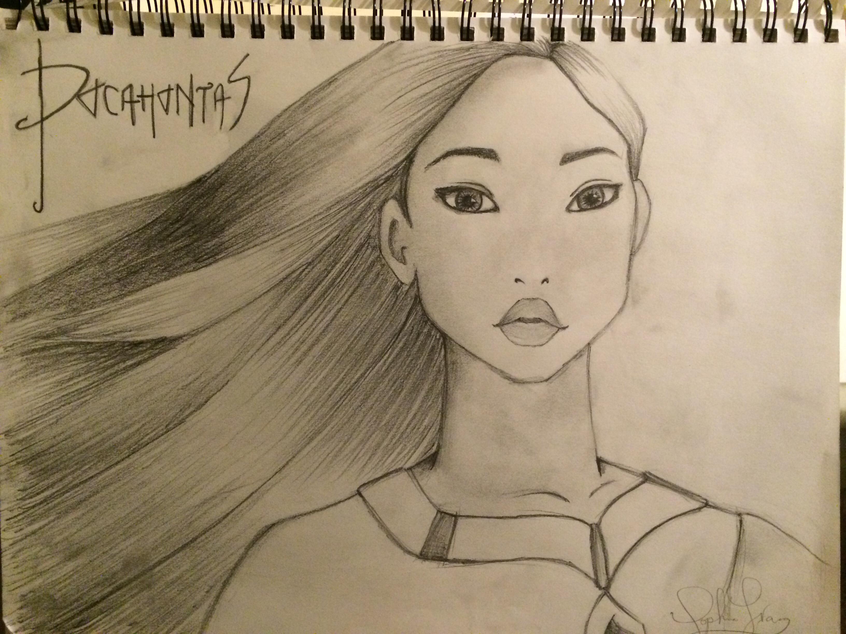 Drawn sanya pencil Pencil Artistic drawing  pencil