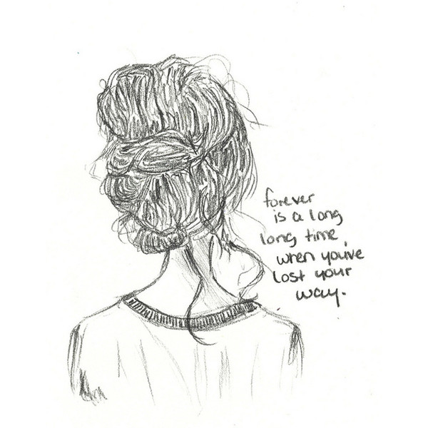 Drawn saying Tumblr  featuring on liked
