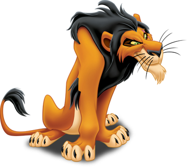 Scar clipart pirate  King) (The Wikipedia Lion