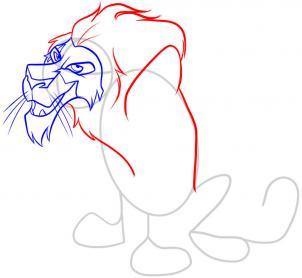 Drawn scar cartoon To to Hellokids How how