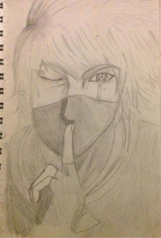 Drawn scar eye anime #rubbish PaigeeWorld Pictures #manga #clothes