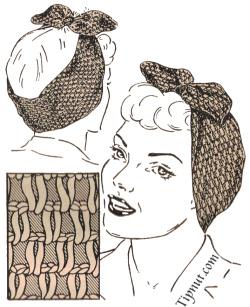 Drawn scarf head scarf Scarf com 10 25+ TipNut