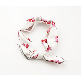 Drawn scarf hot Hand Business Sale on Summer