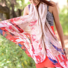 Drawn scarf shawl Drawing cheap Scarves color colored