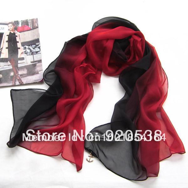 Drawn scarf shawl For Drawn Promotional SHAWLS silk