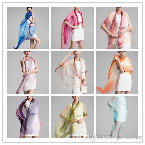Drawn scarf shawl 100% Scarves Fashion Shawl image