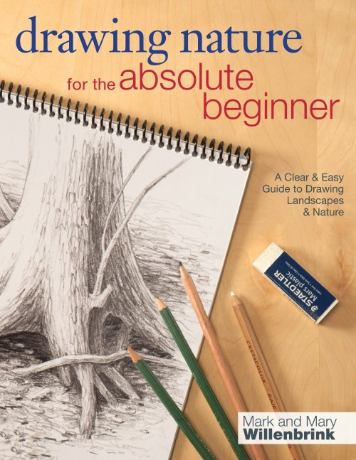 Drawn scenery beginner Basics: landscapes More to draw