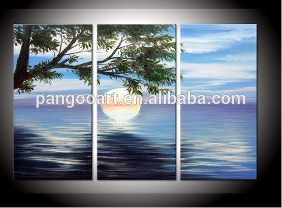 Drawn scenery canvas Drawn Scenery  Paintings paintings