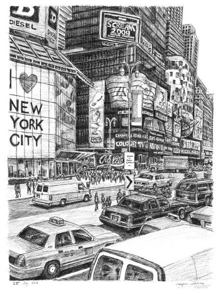 Drawn scenery city traffic Pinterest art ideas  best
