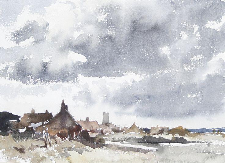 Drawn scenery norfolk On Village https://flic Edward kr/p/o98zRr