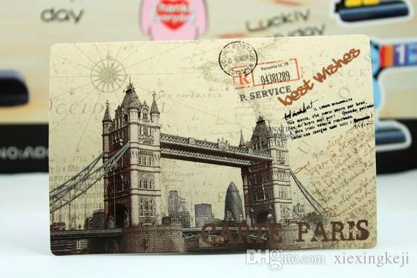 Drawn scenery postcard  Card Cheap Gift Postcard