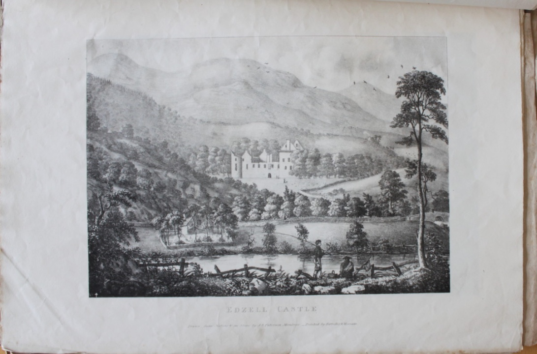 Drawn scenery rare Mearns Books and and From