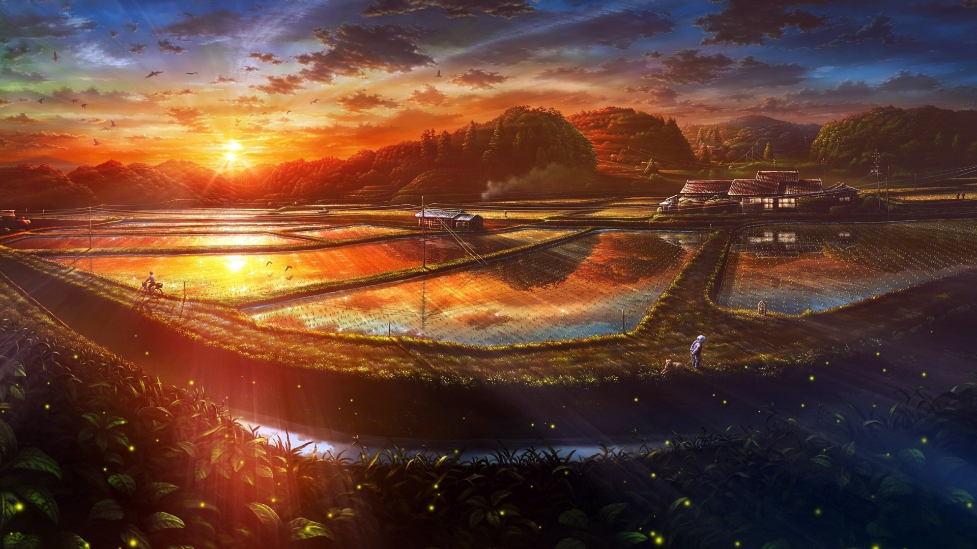 Drawn scenic amazing scenery Cover Download X Wallpaper Awesome