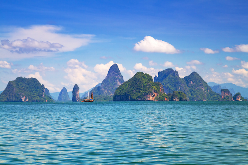 Drawn scenic amazing scenery 95 (60 one Tourist Phang