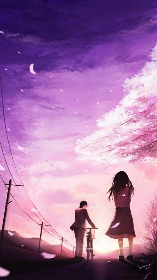 Drawn scenic anime Best Find more Pin Scenery