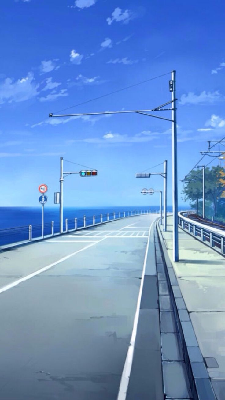 Drawn scenic anime Pinterest Scenery Master Wallpapers Ecchi