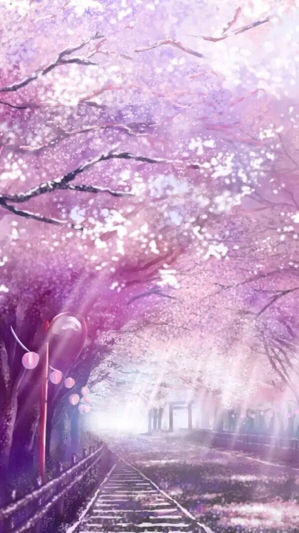 Drawn scenic anime Anime Find more Pin Best