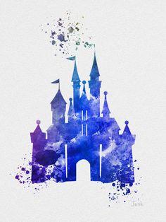 Drawn scenic castle Search Cinderella posters Pinteres… …