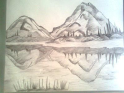 Drawn scenic drawing Pinterest Scenery on Find drawings
