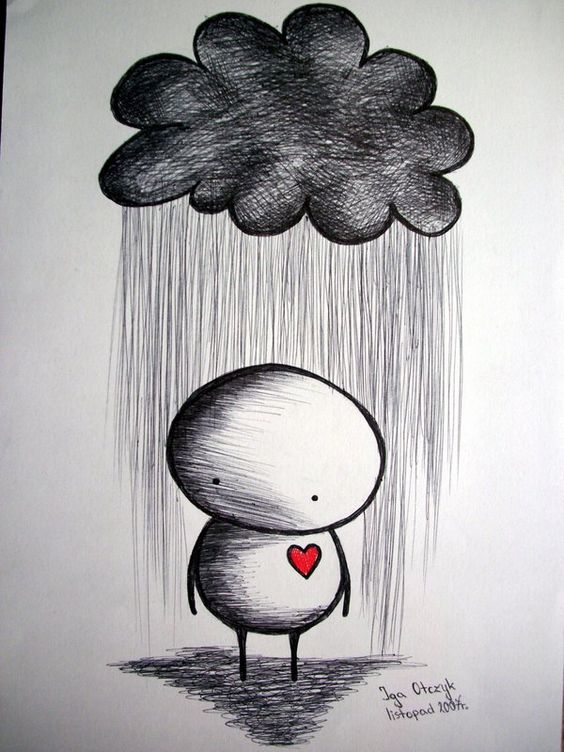 Drawn tears emotional Drawings on Pinterest Pin by