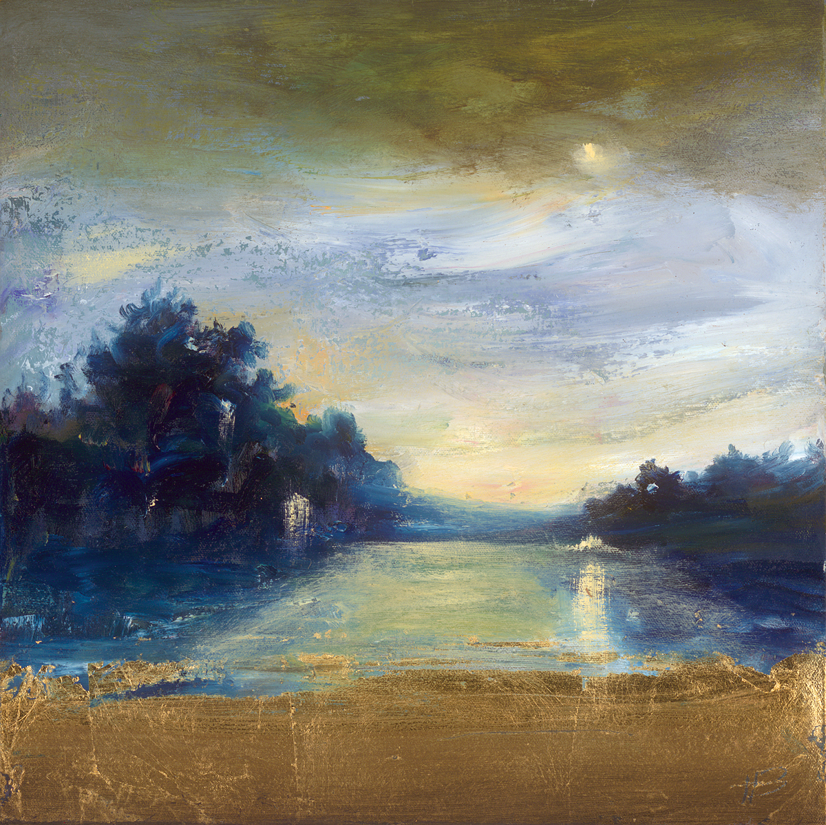 Drawn scenery emotional Painting (2008) Gallery by Landscape