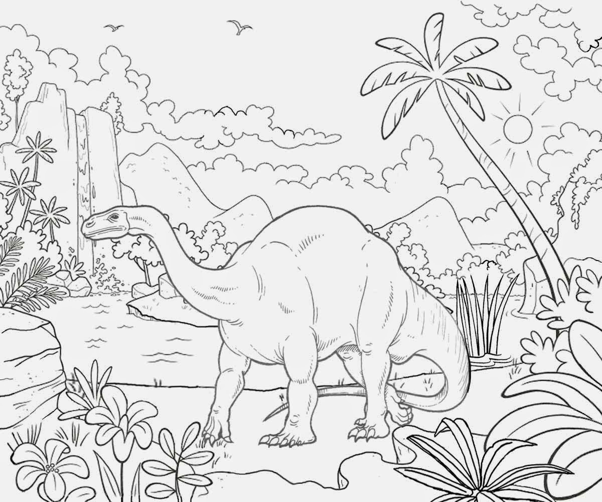 Drawn scenic for kid scenery Scenic 2) colouring scenery Pages