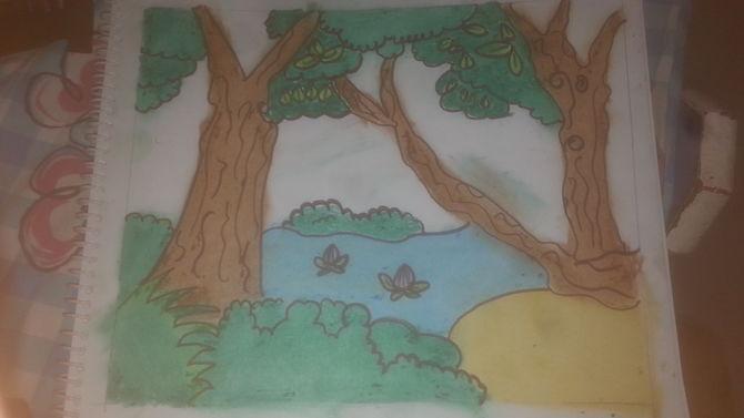 Drawn scenic go green Ago 2 Ways 3 wikiHow