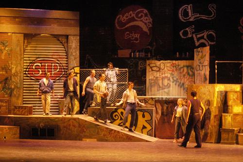 Drawn scenic graffiti Stage » scenic Charleston »