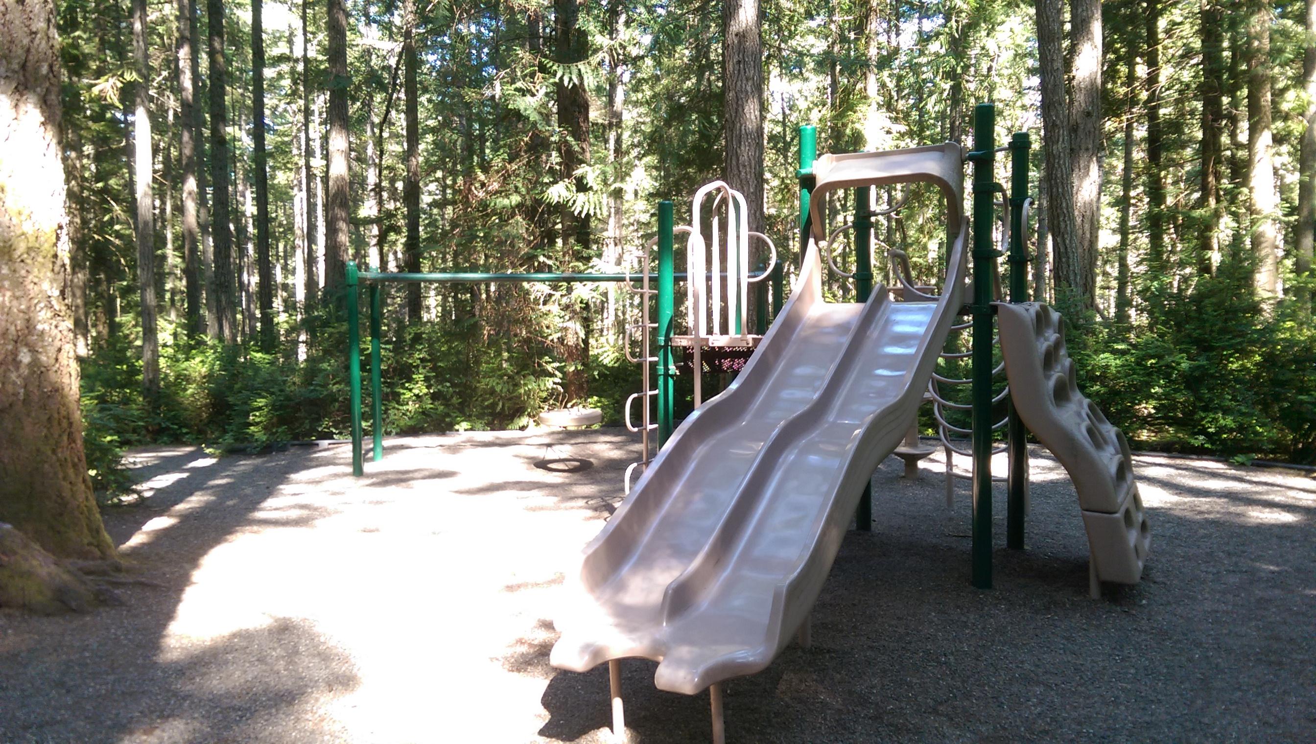 Drawn scenic park playground Washington Kid Scenic Campgrounds: Friendly