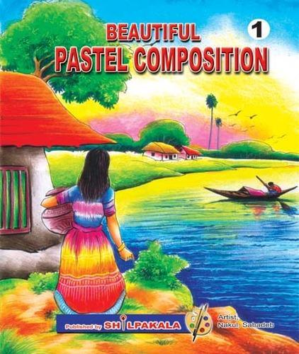 Drawn scenic pastel From Books Kolkata  Colour