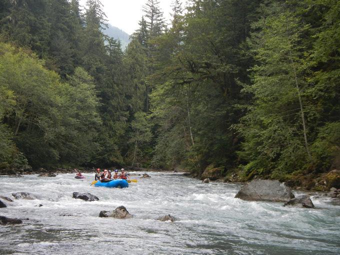 Drawn scenic river Tours On 2016 & McDermott