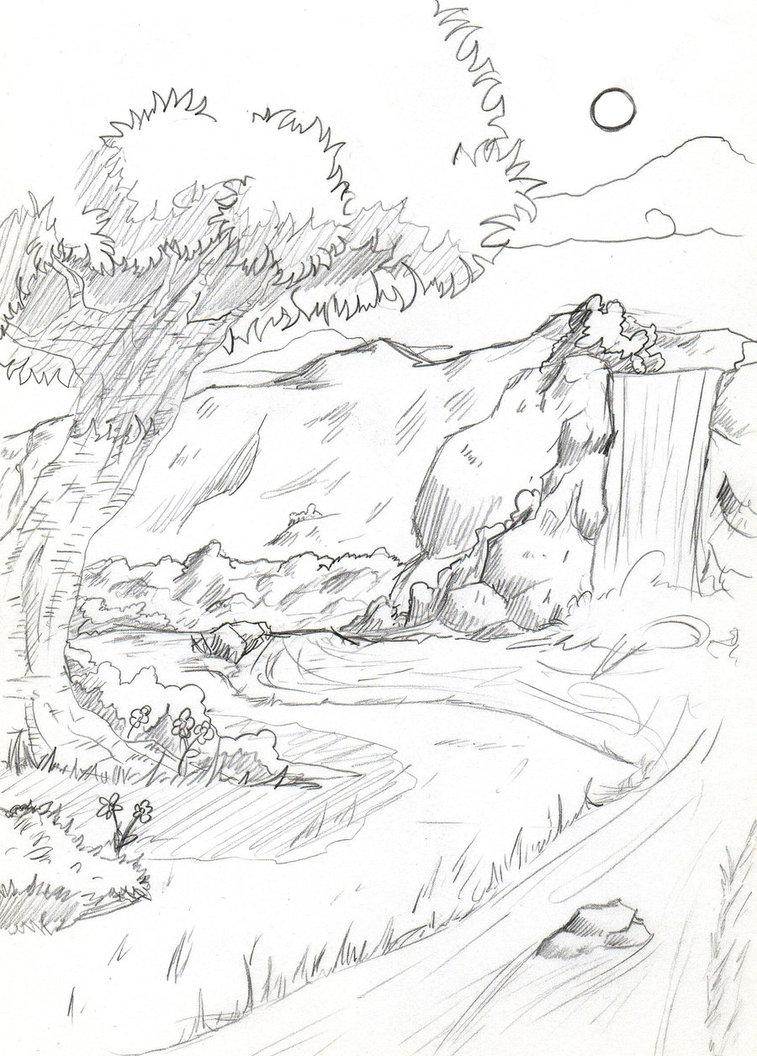 Drawn scenic senary Mattwilson83 on Scenic by mattwilson83