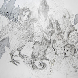 Drawn scenic senary Pencil Drawing and com Scenic