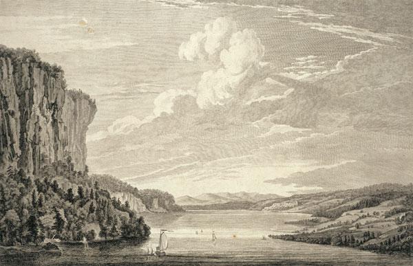 Drawn scenic senery From British to to History