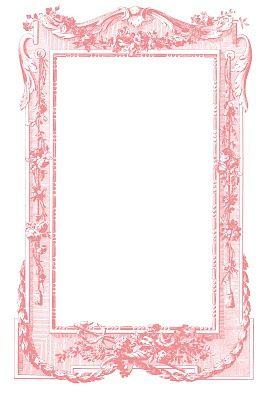 Drawn scroll printable 518 Flourishes on Find ~