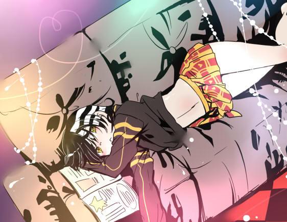 Drawn scythe anime double As topic Anime [woohoo!!!]