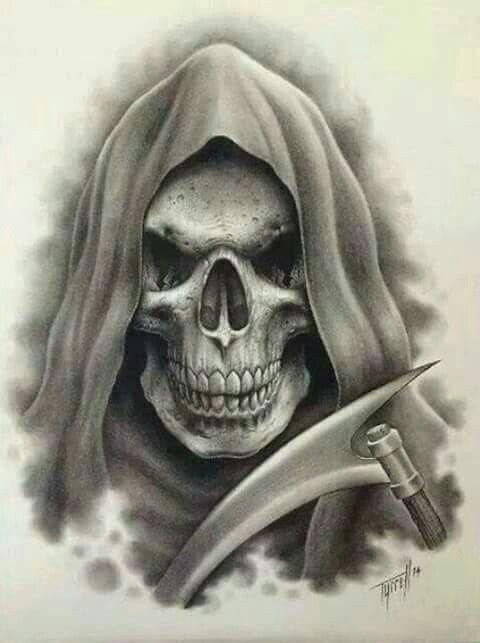 Drawn scythe badass And ideas The Explore of