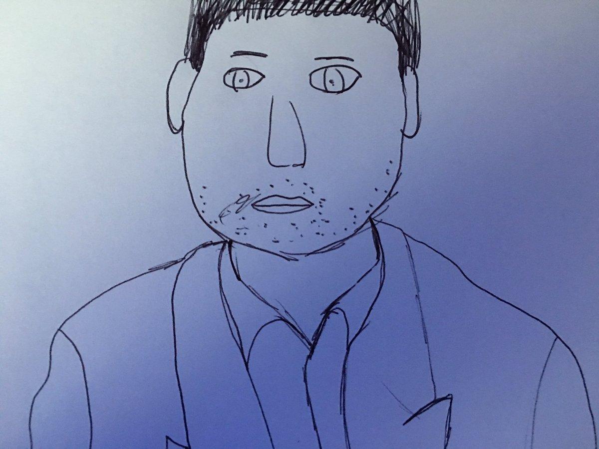 Drawn scythe blue On Poorly Twitter: James https