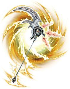 Drawn scythe double chain Other Badass Pinterest Scythe's and