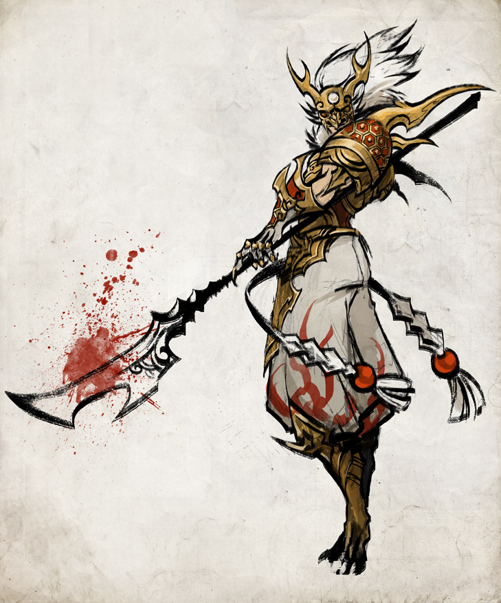 Drawn scythe dragon On dragon Cressalia242 legendary scythe
