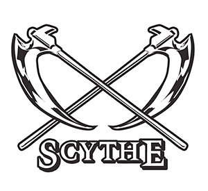 Drawn scythe dual Media Scythe About eTonix PR