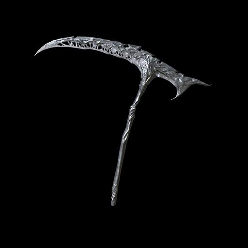 Drawn scythe elemental Great Knight Pontiff Scythe Pontiff
